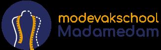 Modevakschool Madamedam Logo